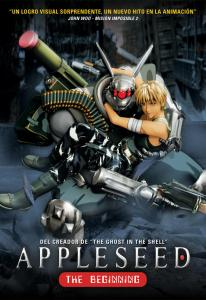 Appleseed The-Beginning Movie Poster