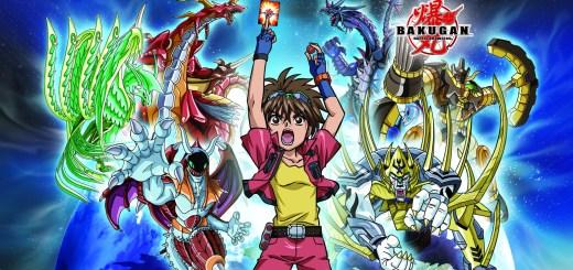 Bakugan Latino MEGA Anime Portada