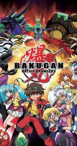 Bakugan Latino MEGA Anime Poster