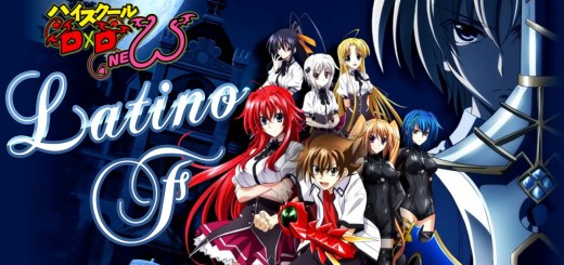 Descargar High School DxD New Español Latino