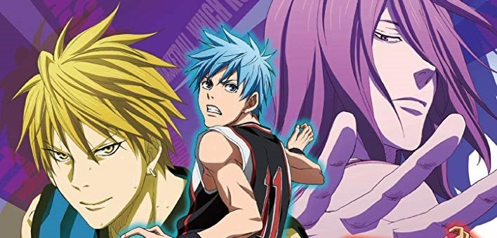 Descargar Kuroko no Basket Movie 2 Winter Cup - Namida no Saki e MEGA MediaFire