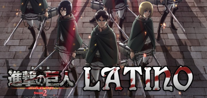 Shingeki no Kyojin Movie 3 Kakusei no Houkou Latino MEGA MediaFire Descargar