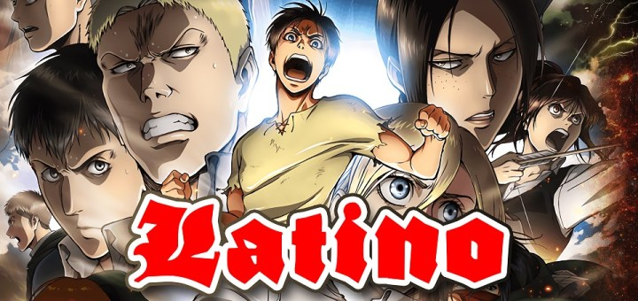 Shingeki no Kyojin Season 2 Latino MEGA MediaFire Descargar