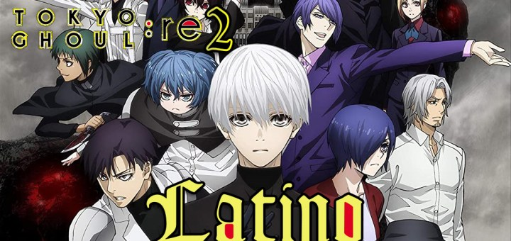 Tokyo Ghoul re 2nd Season Latino MEGA MediaFire Descargar