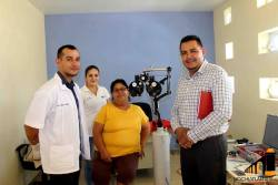 Primera Campaña de Salud Visual y Auditiva.