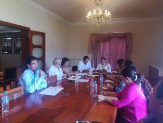 2° Reunión Consejo Directivo del Sistema de Agua Potable