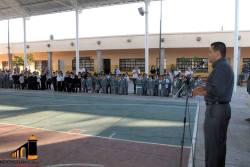 Apoyo con comedor a Primaria Benito Juárez