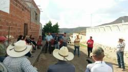 Acuerdos en la conducción de agua potable en El Jocoyole