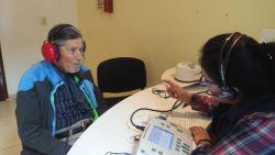 Tercera Campaña de Salud Visual y Auditiva