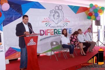 Feria Diferente en Nochistlán