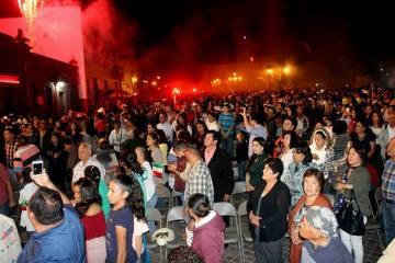 El Grito de Independencia en Nochistlán