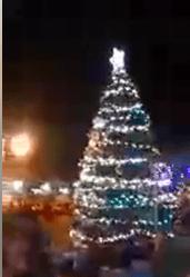 Encendido del árbol de navidad 2017