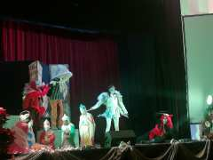 Inicia el Festival Navideño 2017