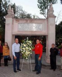 """Festejo del 486 aniversario de la fundación de la """"Primera Guadalajara"""""""