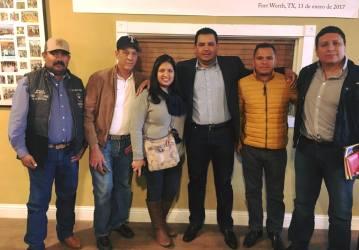 Nochistlán presente en el Día del Zacatecano