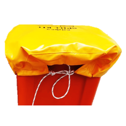Spill Kit Cover comes with PP Rope