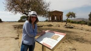 Valle de los templos de Agriggento