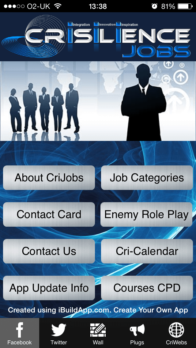 Cri Jobs App