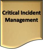 Critical Incident Management & Awareness Training