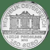 Comprar Monedas Bullion de Plata en Alemania en 2013