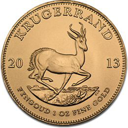 Krugerrand 1 oz 2013