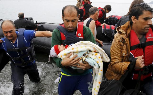 Υγρός τάφος η Μεσόγειος: 1000 νεκροί από τις αρχές του έτους