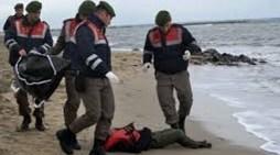 16 νεκροί πρόσφυγες σε ναυάγιο κοντά στον Μόλυβο στη Λέσβο