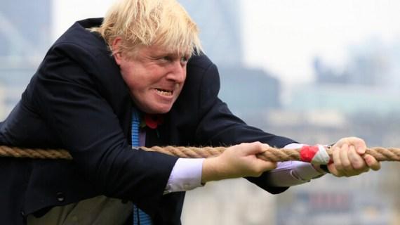 Ο εριστικός-γκαφατζής Μπόρις Τζόνσον νέος ΥΠΕΞ της Βρετανίας