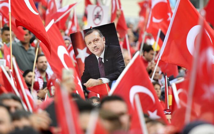 Το «μήνυμα Ερντογάν» σημείο τριβής Τουρκίας-Γερμανίας