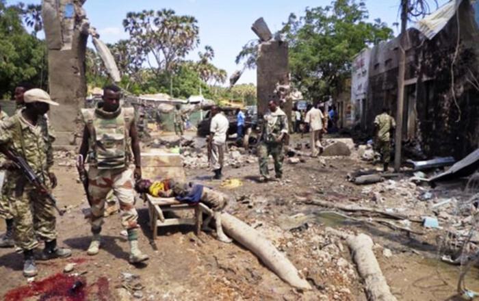 Οι ΗΠΑ βομβάρδισαν τρομοκράτες στη Σομαλία