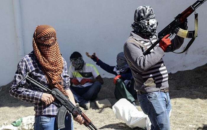 Οι ΗΠΑ επανεξετάζουν τη χρηματοδότηση των Κούρδων