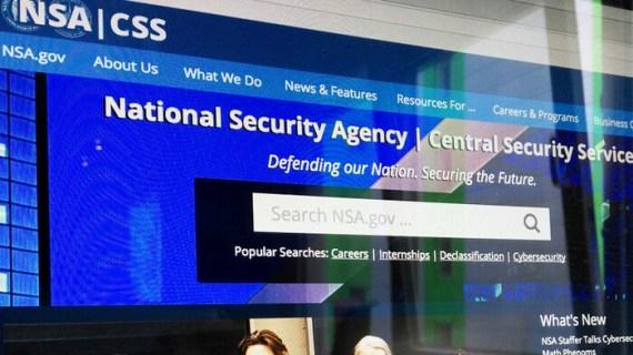 Hackers χτύπησαν την NSA;