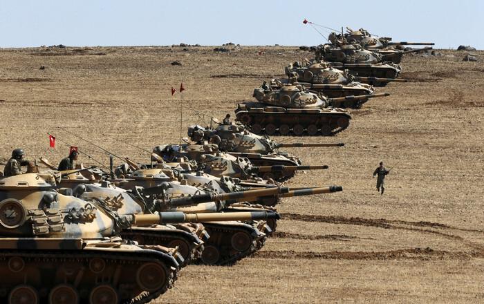 Επίδειξη δύναμης της Τουρκίας στους Κούρδους του Ιράκ, ενόψει δημοψηφίσματος