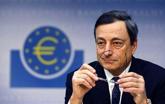 Ντράγκι: Εκτός QE η Ελλάδα μετά το πρόγραμμα