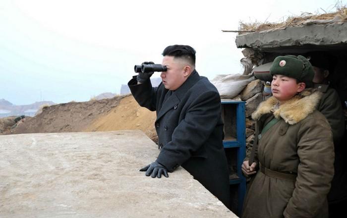 Νέα βολή από τη Βόρειο Κορέα