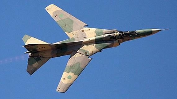 Κατάρριψη του αεροσκάφους του καταγγέλλει ο Σύρος πιλότος
