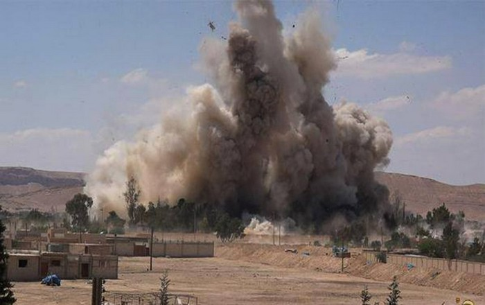 Fake videos από τον βομβαρδισμό της Συρίας