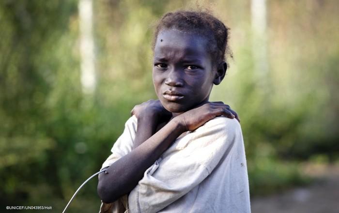 Νότιο Σουδάν: 1 εκατ. παιδιά ξεριζώθηκαν λόγω συγκρούσεων