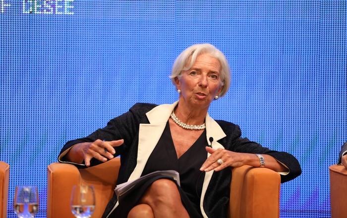 Λαγκάρντ: Αντέχει η παγκόσμια οικονομία τις αναταράξεις στις αγορές