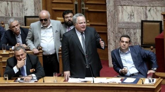 Το Σκοπιανό θρυαλλίδα πολιτικών εξελίξεων στην Ελλάδα;