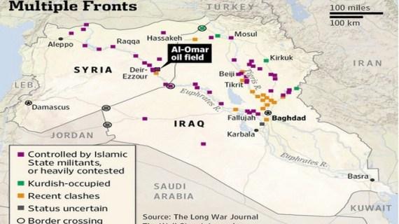 Κόντρα Κούρδων-Άσσαντ για τα πετρέλαια της Συρίας