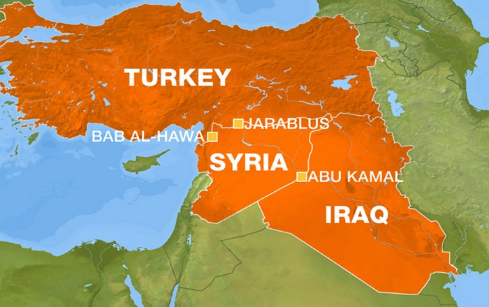 Ασφυξία στους Κούρδους του Ιράκ εφαρμόζει ο Ερντογάν