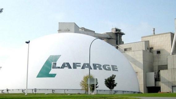 Η Lafarge κατηγορείται για εγκλήματα κατά της ανθρωπότητας