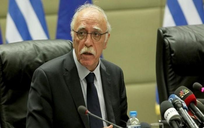 Ο Βίτσας επαναφέρει το Δόγμα Ενιαίου Αμυντικού Χώρου Ελλάδας-Κύπρου