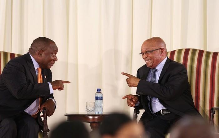 Αλλαγή σκυτάλης στη Νότια Αφρική: Παραιτήθηκε ο Ζούμα, πρόεδρος ο Ραμαφόσα