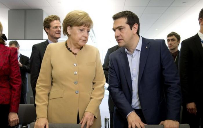 Πλαίσιο σταθερότητας ζήτησε ο Τσίπρας από τη Μέρκελ