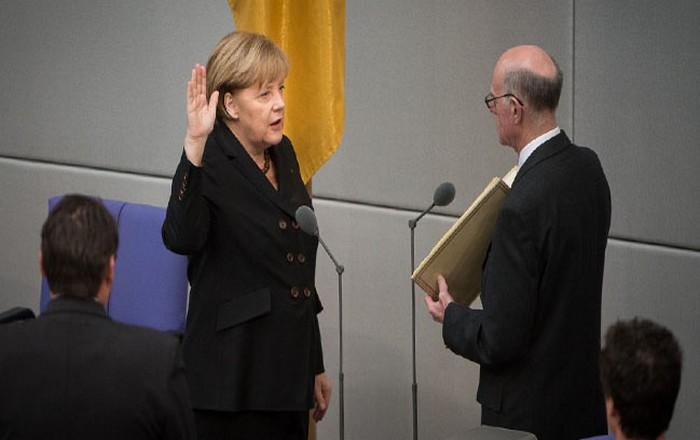Πήρε ψήφο εμπιστοσύνης η Άγκελα Μέρκελ, η Γερμανία αποκτά κυβέρνηση μετά 171 μέρες