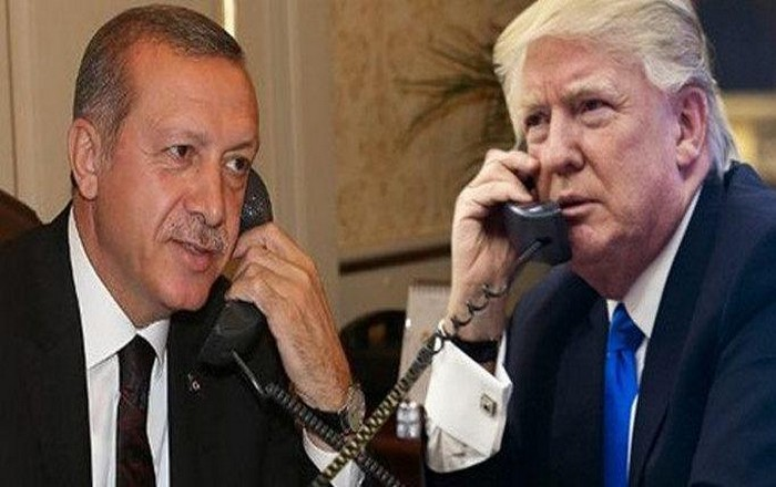 Ο Τραμπ μίλησε με Ερντογάν, πριν δει τον Πούτιν
