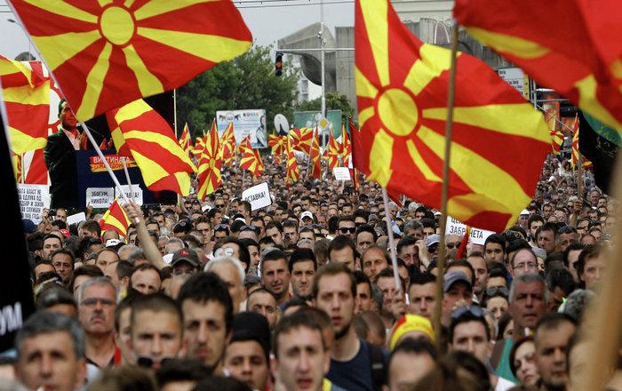 Ρώσικος δάκτυλος πίσω από τα συλλαλητήρια στα Σκόπια