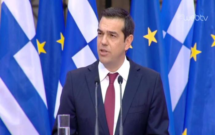 Μήνυμα Τσίπρα για την απελευθέρωση των δύο Ελλήνων στρατιωτικών